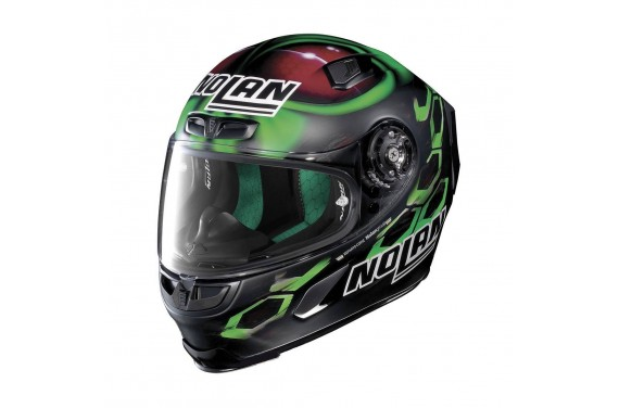 XLITE CASQUE INTEGRAL X803 Replica E. Bastianini