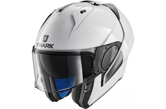 SHARK Casque Modulable Evo One 2 Blank BLANC