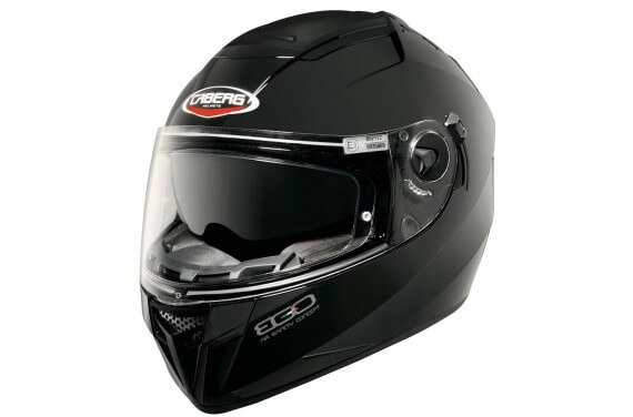 CABERG CASQUE INTEGRAL EGO BLACK PAINTED UNI NOIR BRUT