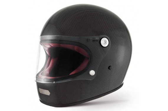PREMIER CASQUE INTEGRAL TROPHY CARBON T9BM