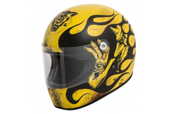PREMIER CASQUE INTEGRAL TROPHY BD12 BM