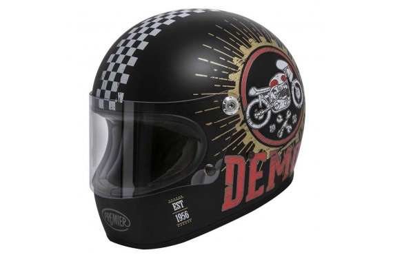 PREMIER CASQUE INTEGRAL TROPHY SPEED DEMON 9 BM