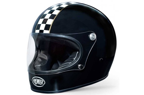 PREMIER CASQUE INTEGRAL TROPHY CK NOIR
