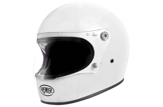 PREMIER CASQUE INTEGRAL TROPHY U8 BLANC