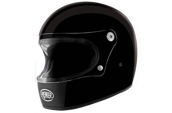 PREMIER CASQUE INTEGRAL TROPHY U9 NOIR BLACK