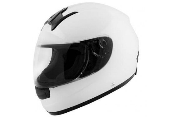 ALT-1 CASQUE INTEGRAL ROAD BLANC