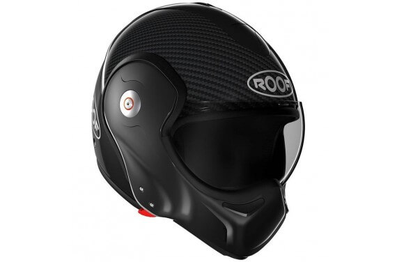 ROOF Casque modulable BOXXER CARBON NOIR BLACK